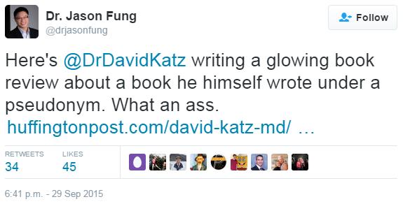 Jason Fung David Katz