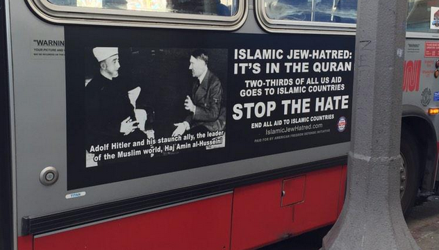San Francisco Anti-Islam