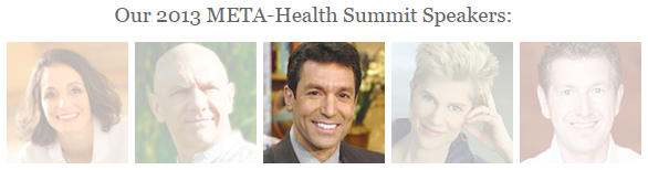 Meta-Health Summit Dr. David Katz