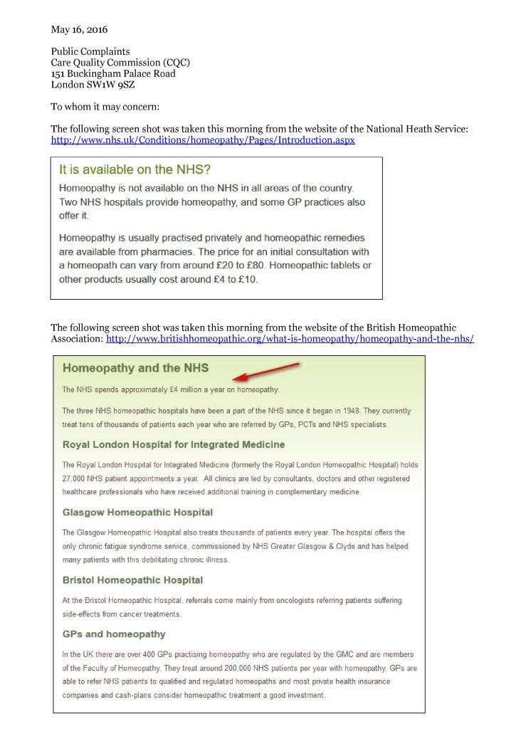 312756919-Request-for-review-to-CQC-re-three-UK-homeopathy-hospitals-5-16-16-page-001