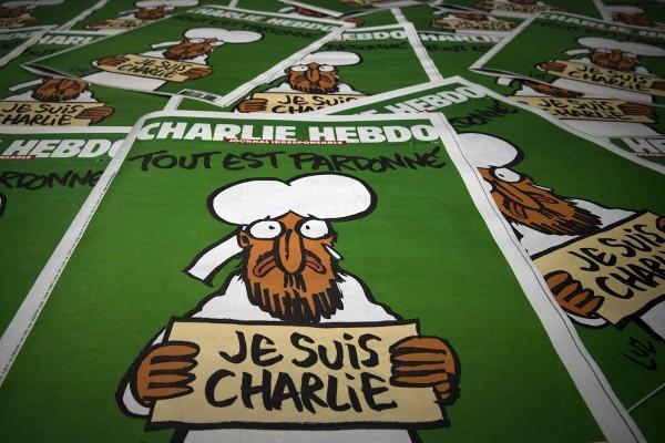 Charlie Hebdo Survivors Issue