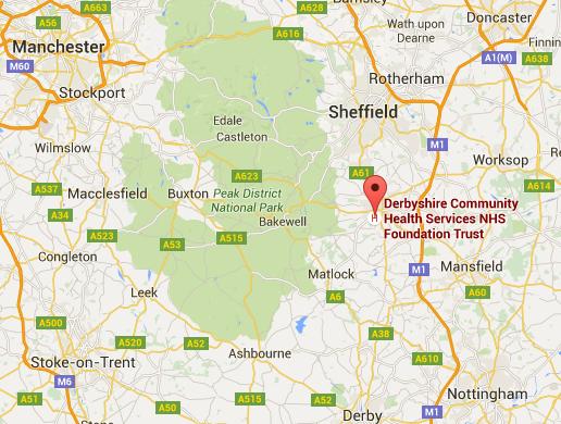 Derbyshire Community Health Services NHS Foundation Trust