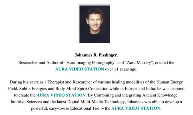 Johannes Fisslinger Bio