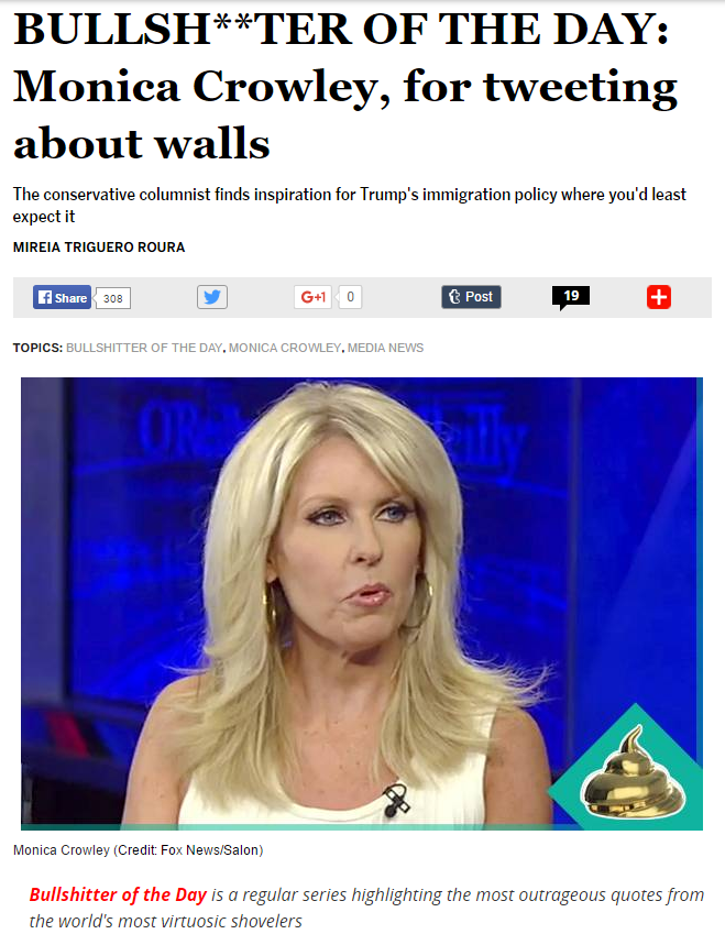 salon-monica-crowley-bulshittter