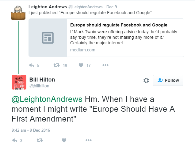 leighton-andrews-bill-hilton-exchange