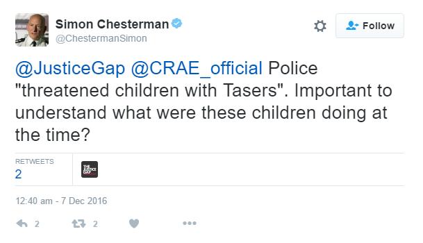 simon-chesterman-tasers-children