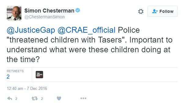 simon-chesterman-tasers-children