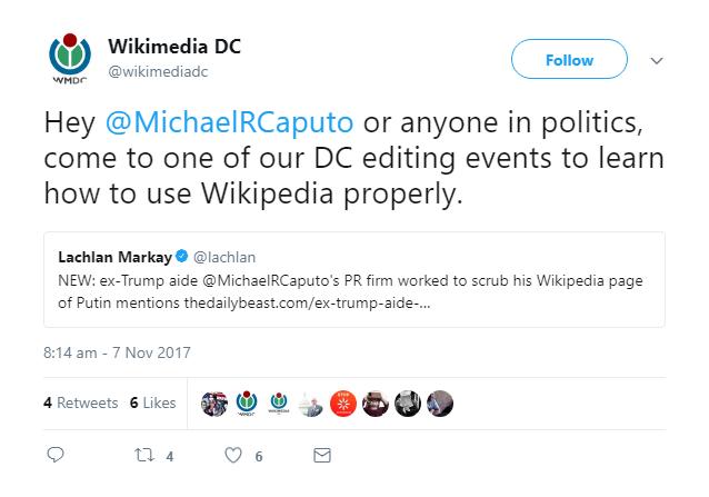 Wikipedia – Shooting the Messenger